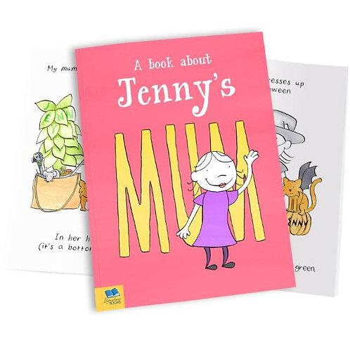 My Mum Book