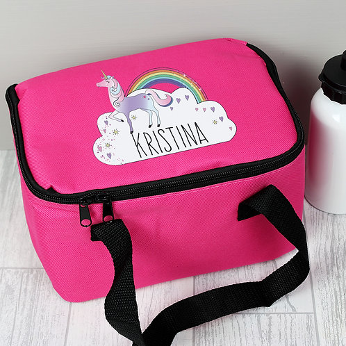 Personalised Unicorn Lunch Bag (PMC)