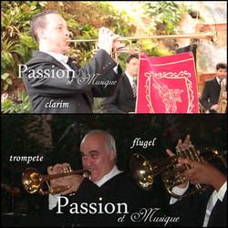 Clarim, Trompete e Flugel Horn