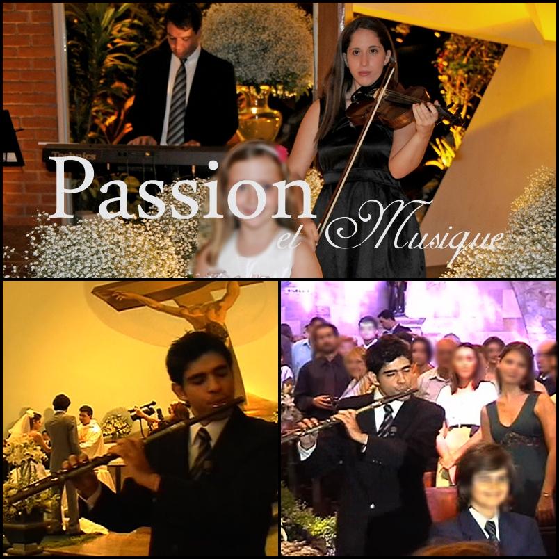 Cortejo de Violino ou Flauta