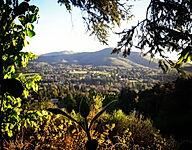Foto di Valeria Spagnoli, veduta di Rocca Priora