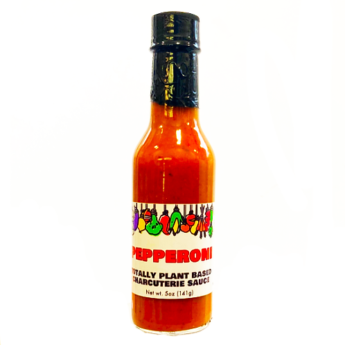 Pepperoni Charcuterie Sauce 5 oz