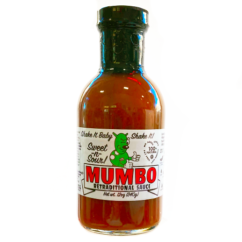 Mumbo Sauce 12 oz