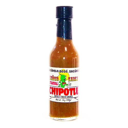 Señor Karl's Chipotle Sauce 5 oz