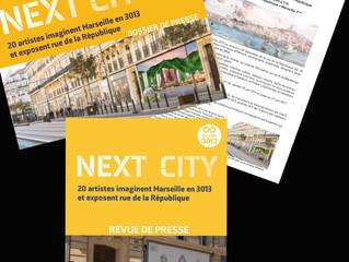 Relations Presse : Le projet Next City du collectif Marseille 3013