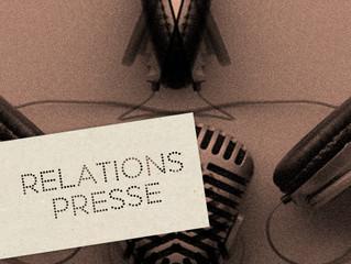 Les Relations Presse, comment faire?