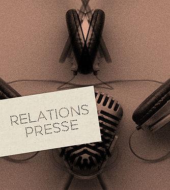 Irisée Relations presse