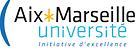 Logo Aix Marseille Université - Formation Irisée Communication - Agence Marseille