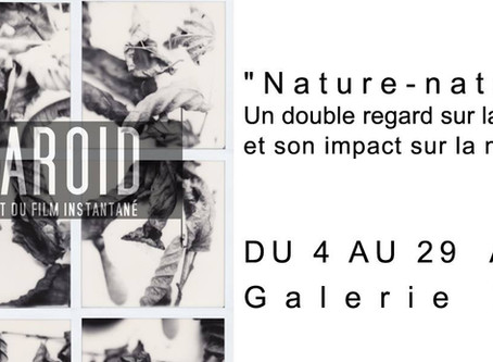 Exposition de polaroids : Galerie Rastoll
