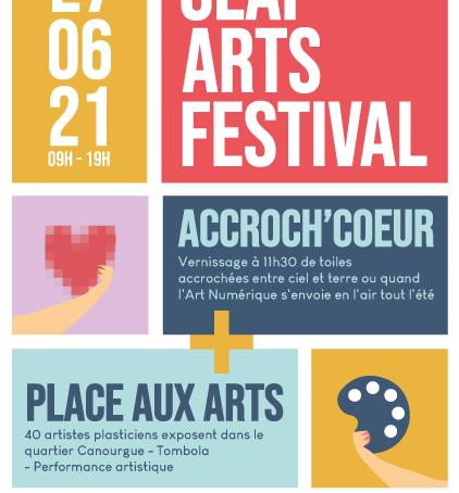 Festival Clap'Art à Montpellier