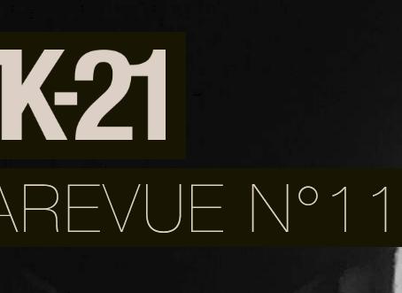Publication dans la revue TK-21