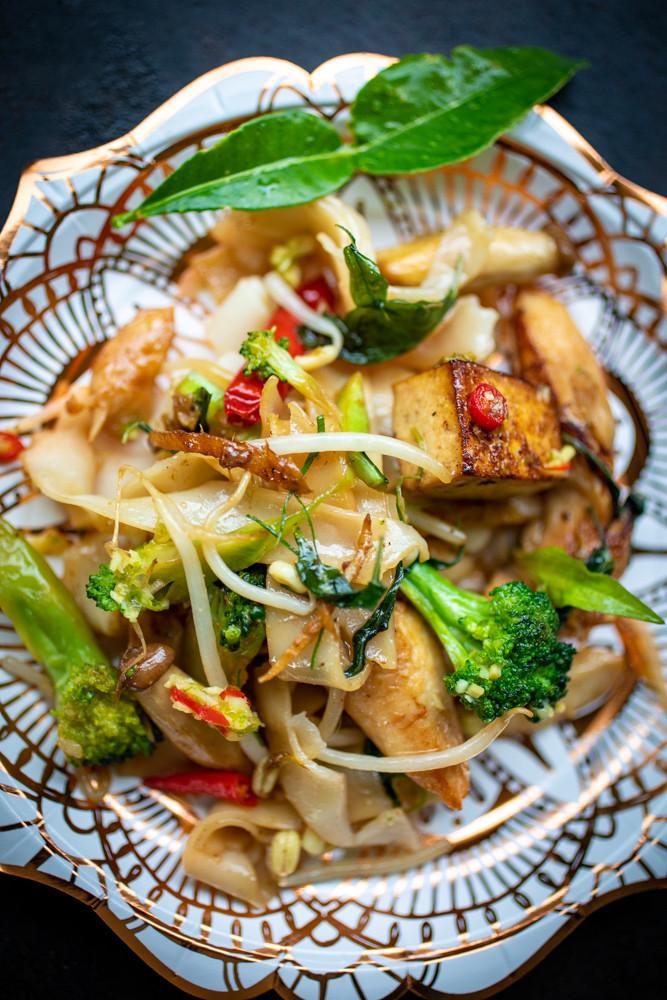 Thai_Nudeln mit Huehnchen und Brokkoli-7