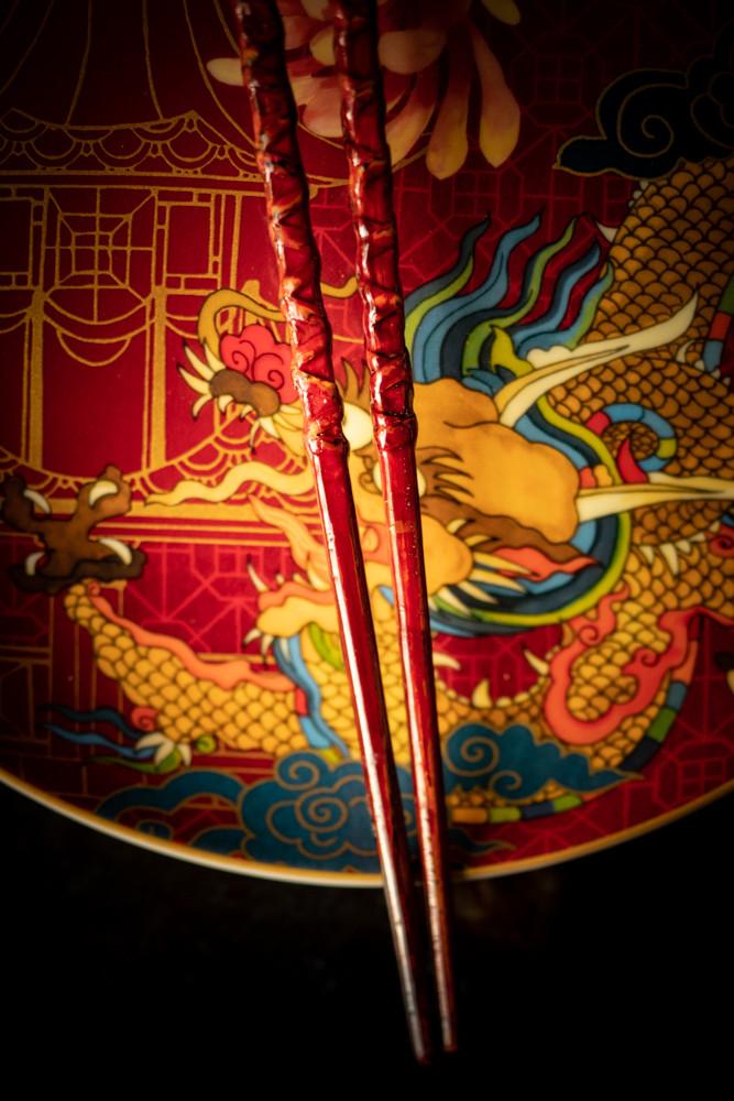 Chinese Plate & Chopsticks-6595.jpg