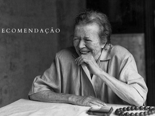 """""""Hilda Humana Hilst"""", documentário sobre uma das maiores vozes do Brasil."""