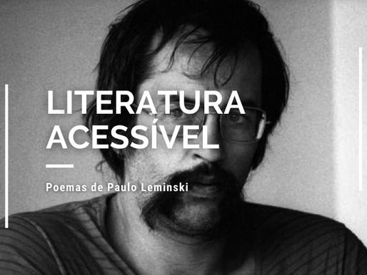 Poemas de Paulo Leminski