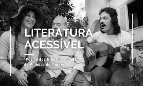 """""""Poema dos olhos da amada"""", de Vinícius de Moraes"""