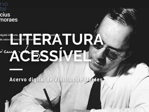 Acervo digital da obra de Vinícius de Moraes