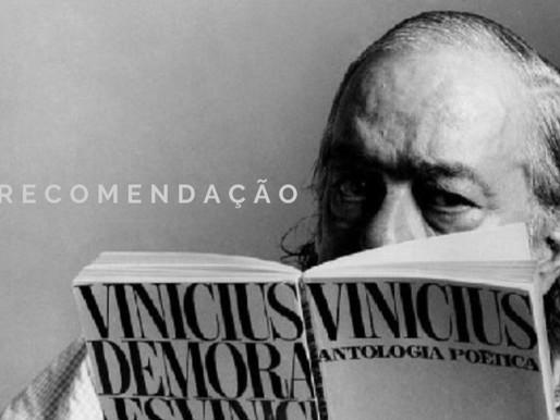 """RECOMENDAÇÃO: """"Vinícius"""", documentário sobre Vinícius de Moraes"""