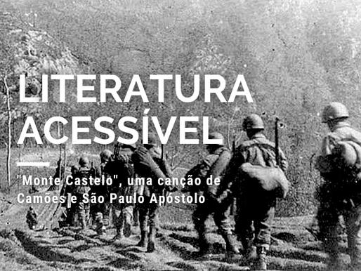 """""""Monte Castelo"""", uma canção de Camões e São Paulo Apóstolo"""