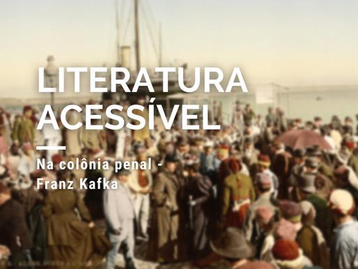 """Na colônia penal"", de Franz Kafka"