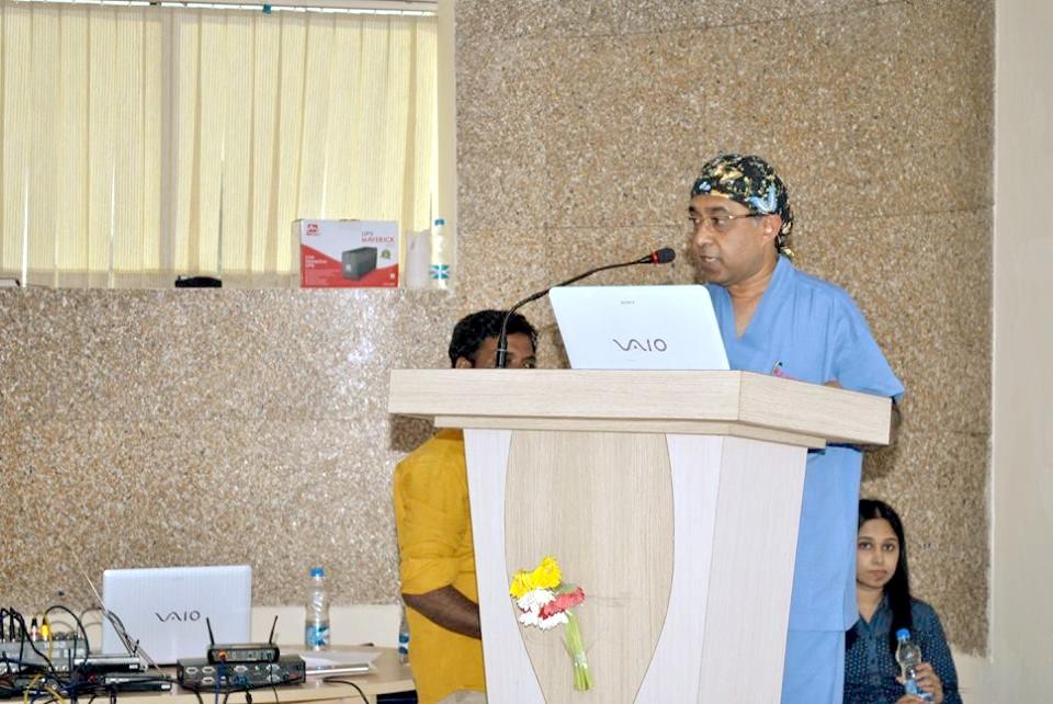 Dr Prateek Workshop