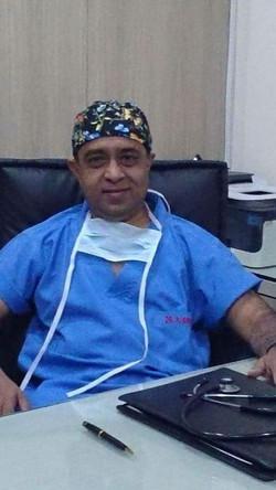 Dr prateek Bhatnagar Cardio