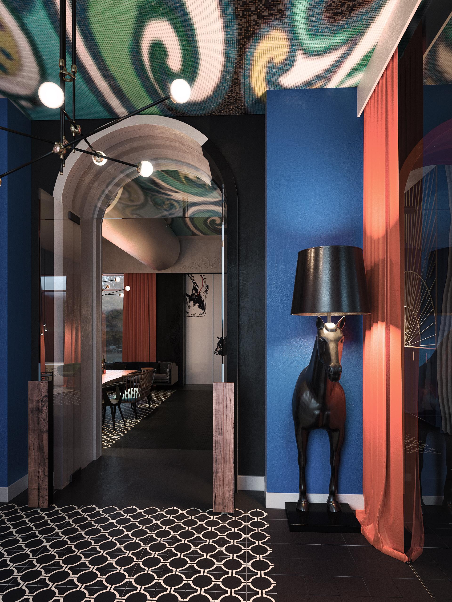 Hotel Lobby - Warsaw