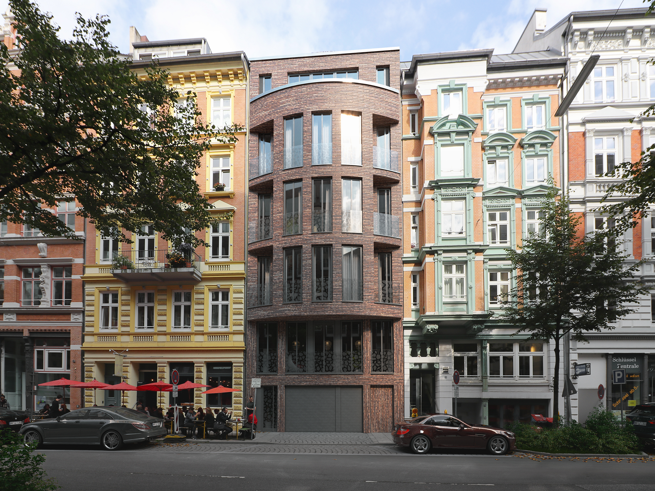Schopenstehl - Lichtecht, Hamburg
