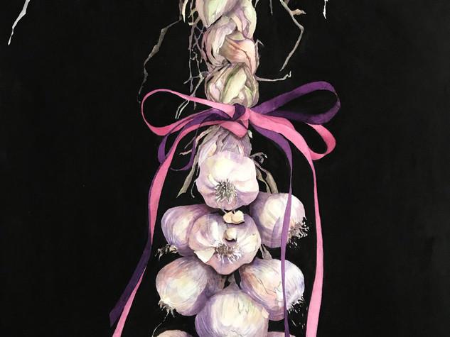The Elephant Garlic