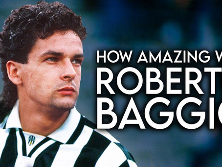 Who is Roberto Baggio? - The Divine Ponytail