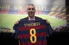 Who is Hristo Stoichkov - The Bulgarian Legend