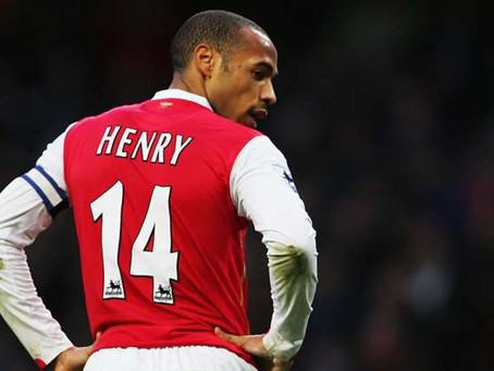 Who is Thierry Henry - The Arsenal Legend