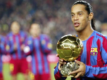 Who is Ronaldinho - Football's Greatest Entertainer