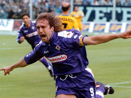 Who is Gabriel Batistuta