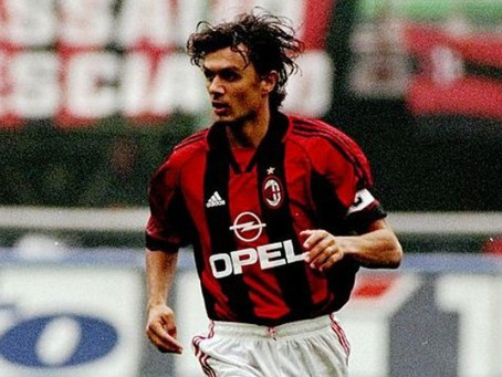 Who Is Paolo Maldini - The Legendary AC Milan Defender.