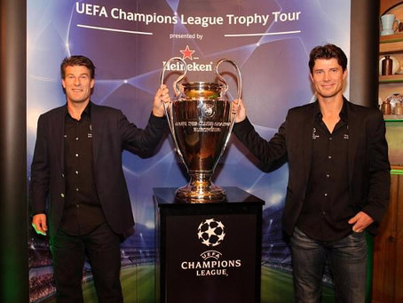 Who are The Laudrup Brothers ???