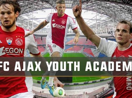 Ajax FC : The Ajax Production Line Continues.