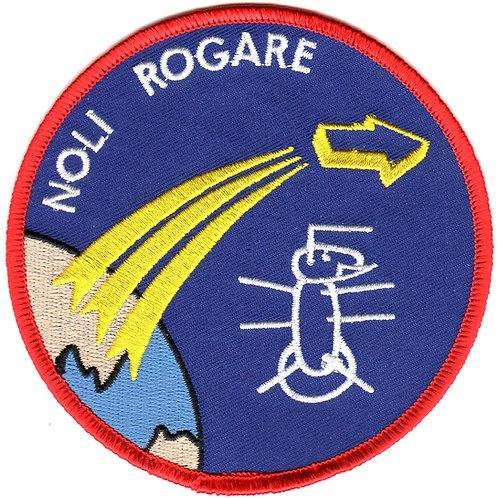 Noli Rogare patch
