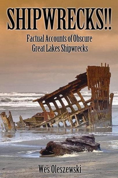 Shipwrecks! book