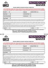 UWG STUDENT WAIVER FORM X 2  2019 v1 010