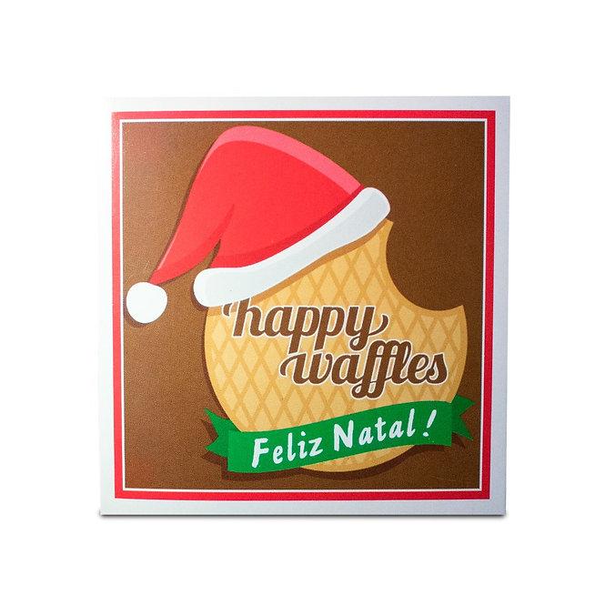 Stroopwafel Especial, Caixa de Natal, 000 gramas