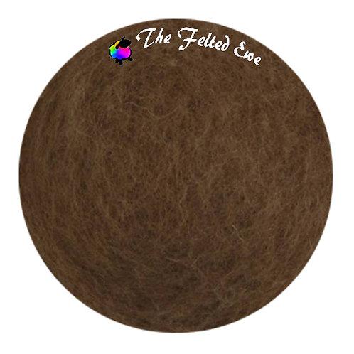 FB38 Just Nutty Maori Wool Batt