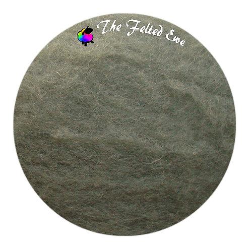 FB64 Spanish Moss Maori Wool Batt