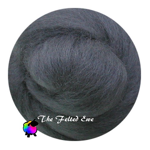 DR59 Steel Grey Wool Roving