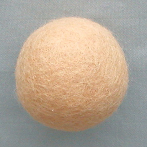 Small Felted Wool Ball