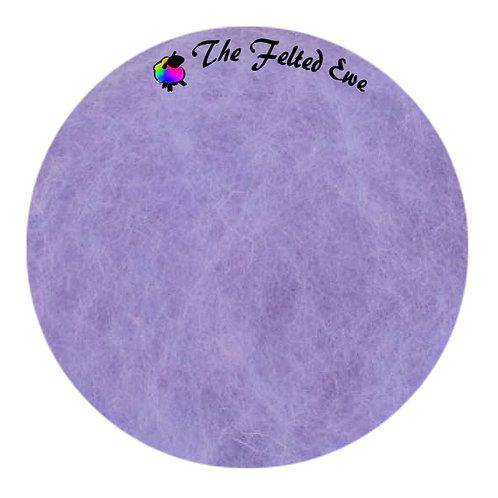 FB18 Lovin' Lavender Maori Wool Batt