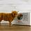 Thumbnail: Hamish the Highland Cow Needle Felting Kit