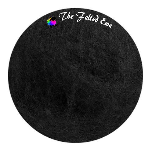 FB45 Dark of Night Maori Wool Batt