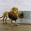 Thumbnail: Lewie the Lion Needle Felting Kit