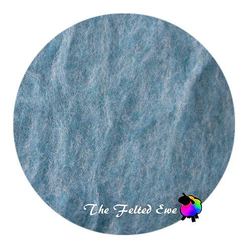 CB23 Tidal Pool Carded Wool Batt